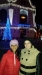 Elvi and Denisa enjoying some Christmas lights.jpg